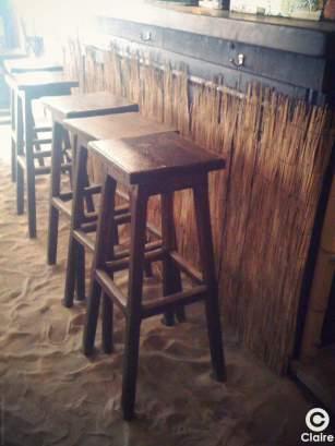 La belle époque bar sable saint malo