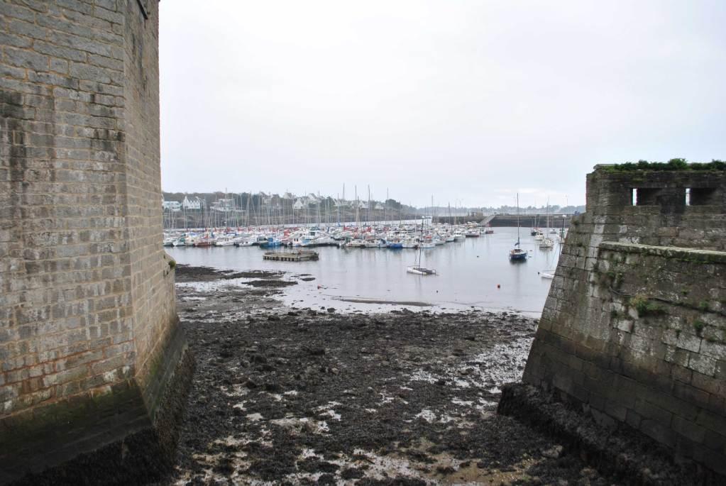 Visite de Concarneau - Bretagne
