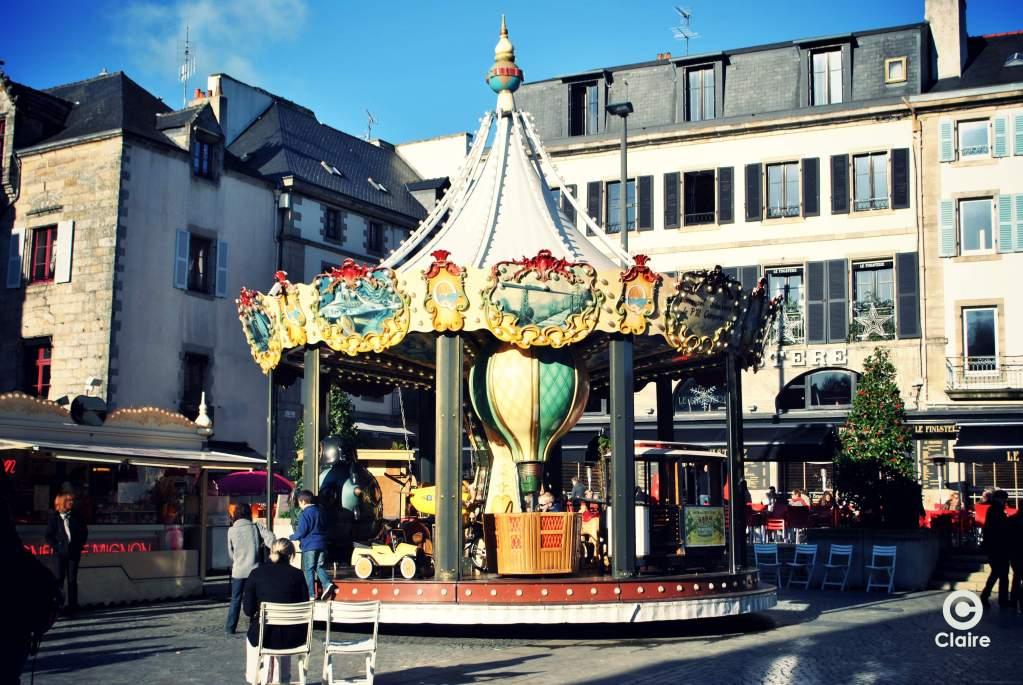 Visite de Quimper Bretagne