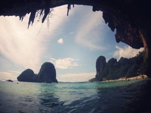 Railay Beach - Thaïlande - plus belle plage du monde