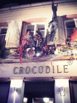 crocodile strasbourg restaurant