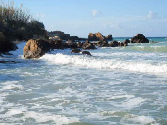San Blas Bay Beach Gozo Malte