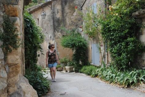 oppède le vieux Provence ALpes Côte d'Azur