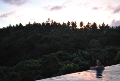 Les joies d'un hôtel de luxe à Phuket Thaïlande
