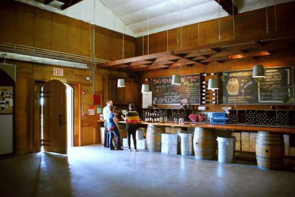 Route des vins Etats Unis - Yakima