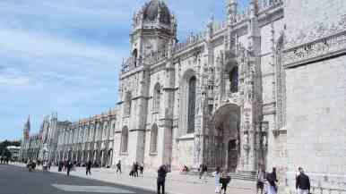 Monastère des Hiéronymites lisbonne portugal