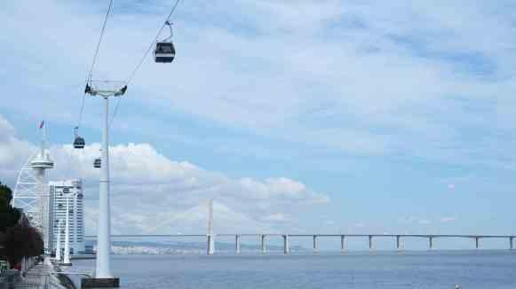 Le Parc des Nations de Lisbonne portugal