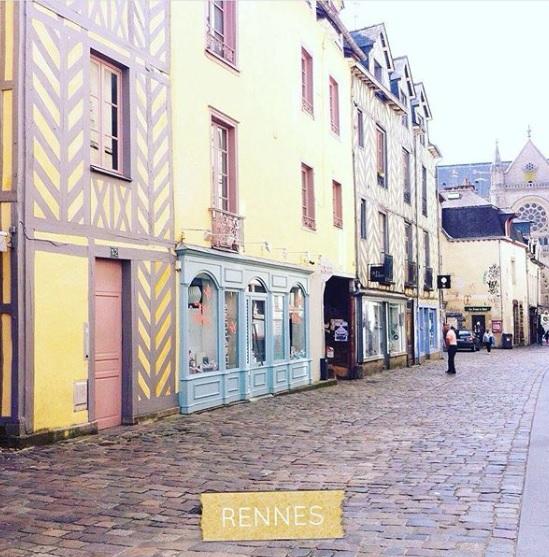 rue saint melaine rennes