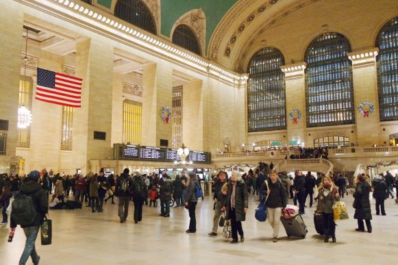 Grand Central Terminal New York City NYC Gare