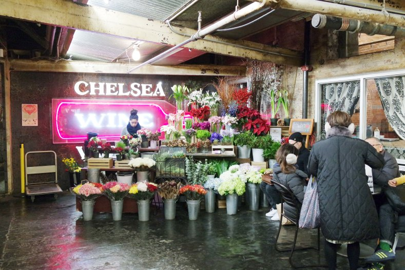 Chelsea Market New-York City