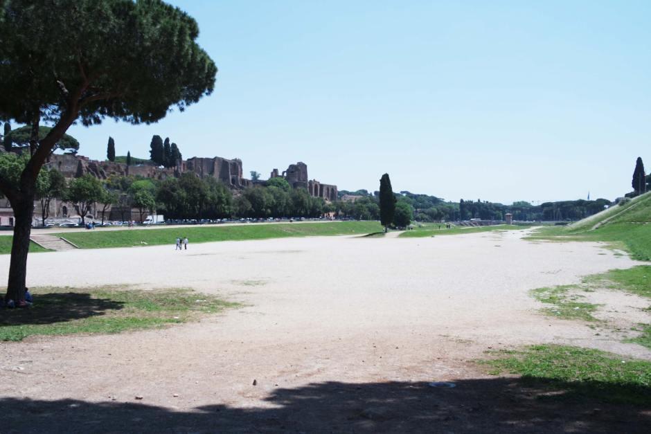 cirque maxime rome italie