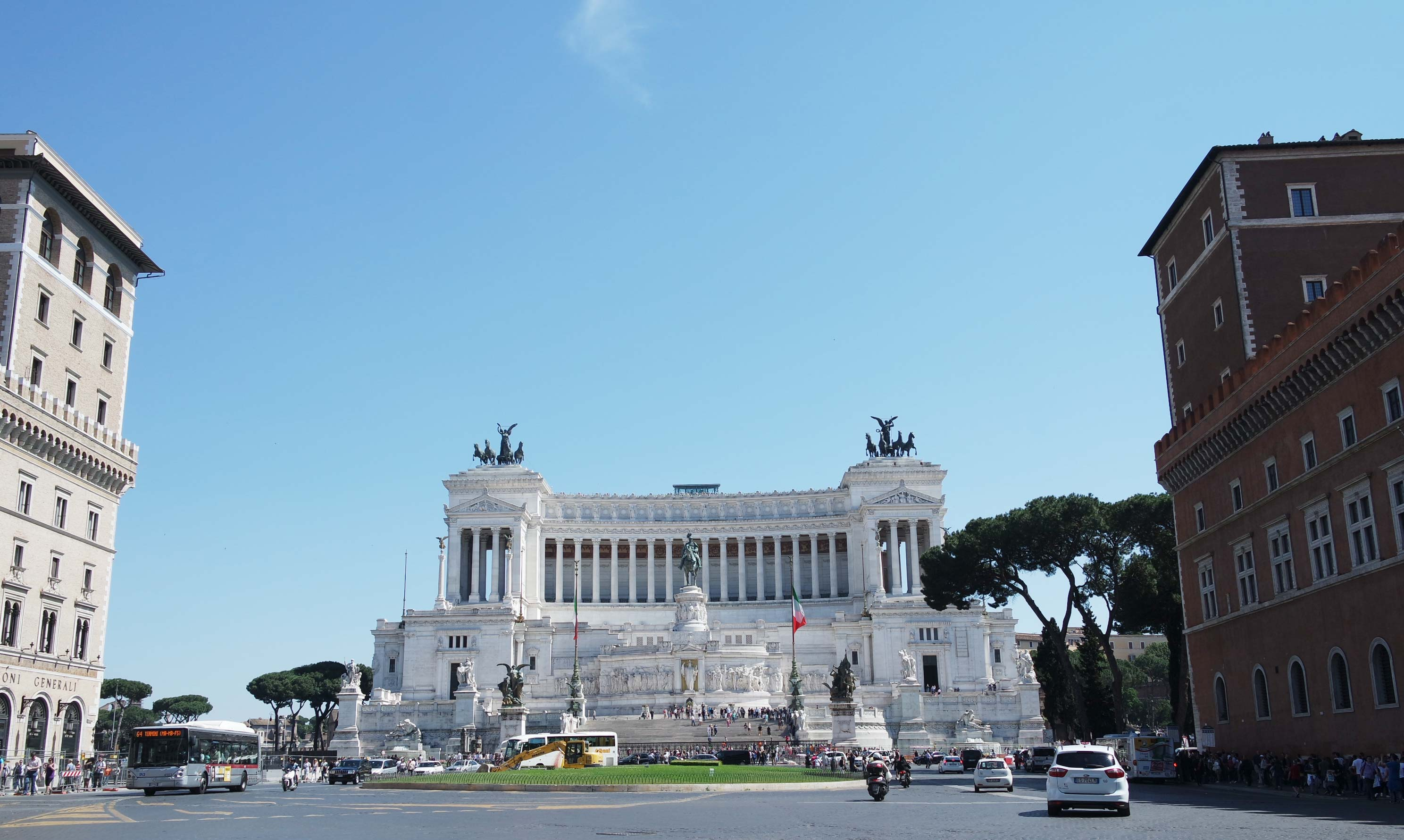 place nationale rome italie