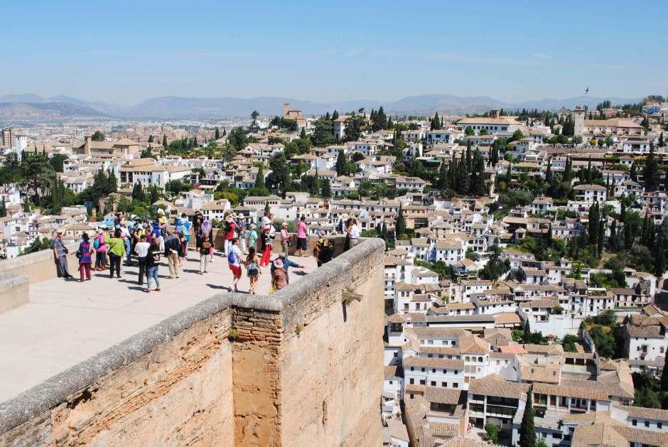 andalousie alhambra espagne grenade (6)