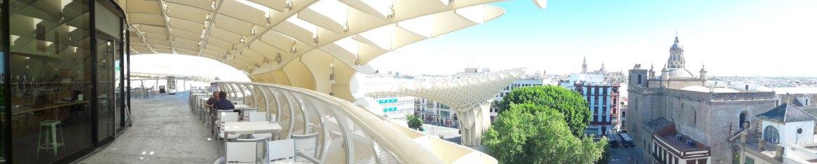 les parasols seville andalousie champignons Encarnacion Regina (8)