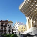 les parasols seville andalousie champignons Encarnacion Regina (9)