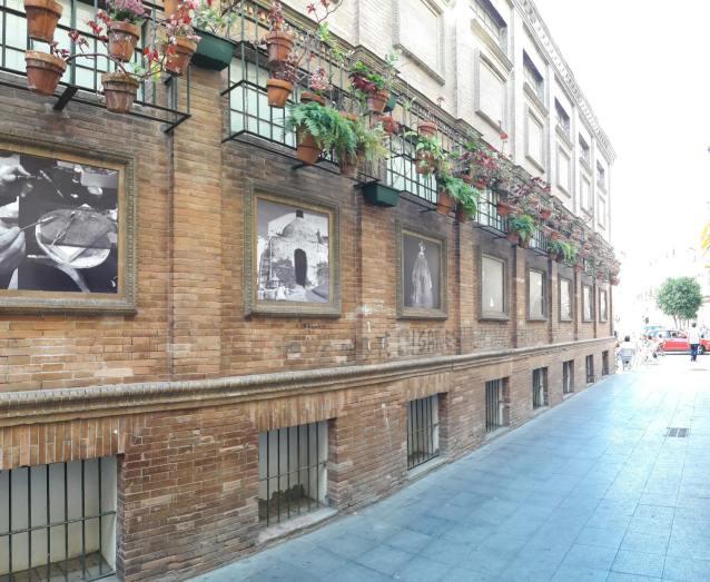 Calle Arfe andalousie séville espagne (2)