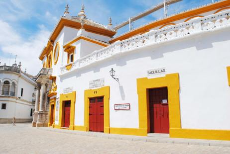 arenes séville espagne andalousie plaza de toros (4)