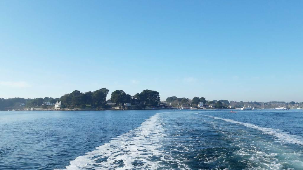 île aux moines bretagne