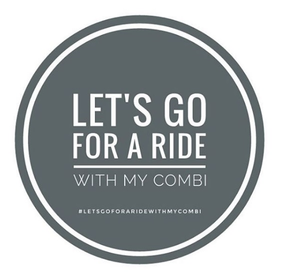 let's go for a ride with my combi