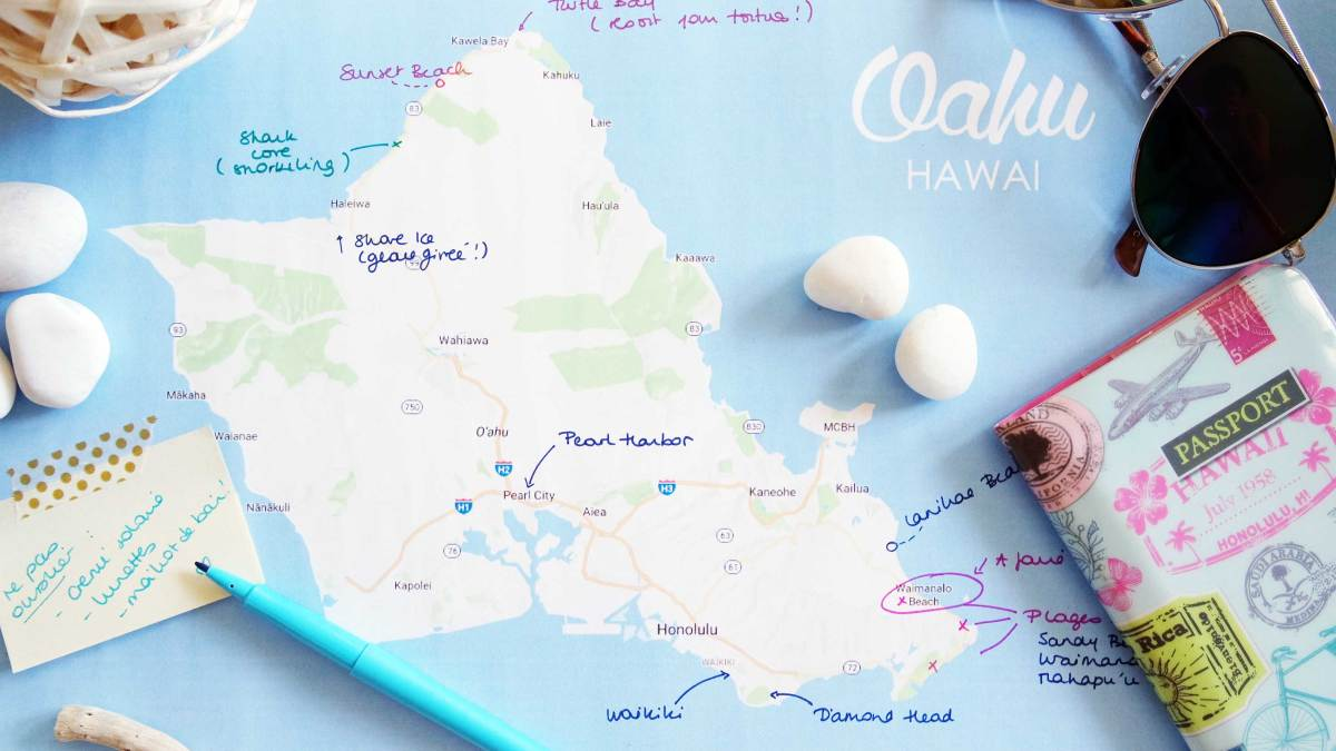 TOP 12 des choses à faire à OAHU - Hawaï