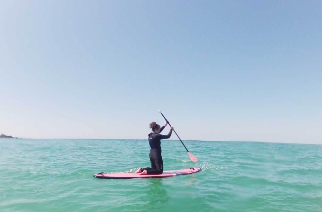 journée paddle surf harmony bretagne saint lunaire briac clairesblog