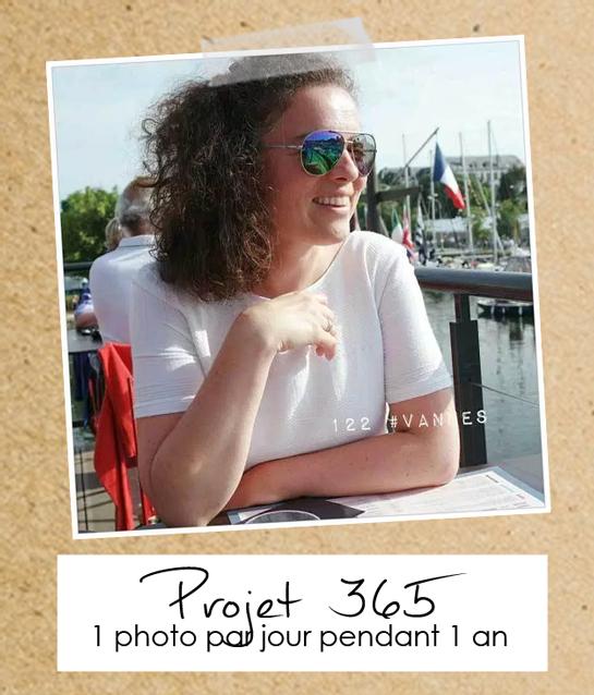 Projet 365 : 1 photo par jour pendant 1 an