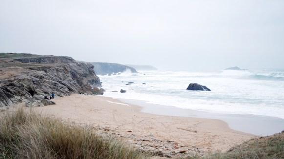 quiberon bretagne port blanc surf