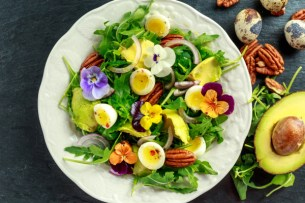 recettes cuisine fleuris fleurs printemps (2)