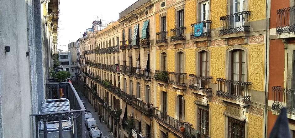 Barcelone-Espagne-hotel-la-terrassa-terrasse-raval