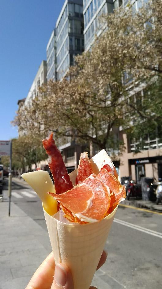 Barcelone-Espagne-marche-saint-catherine-4