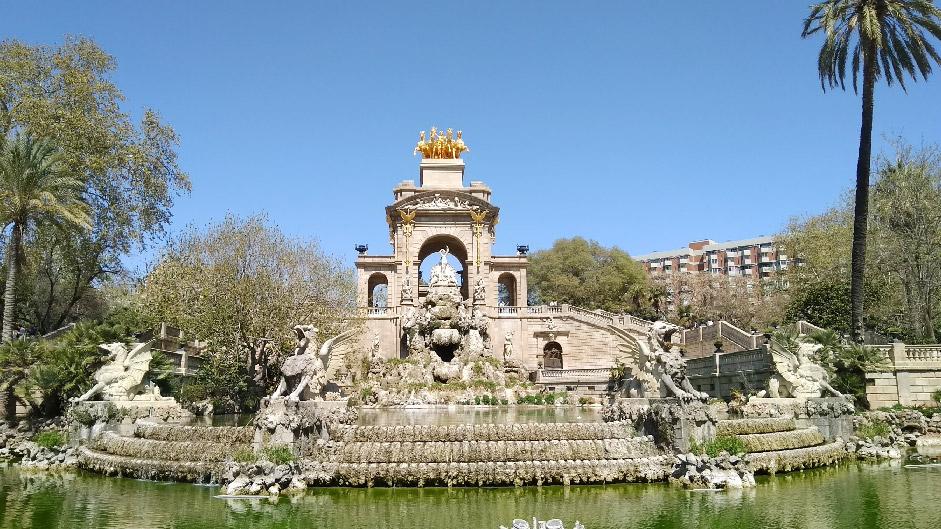 Barcelone-Espagne-parc-de-la-ciutadella-7