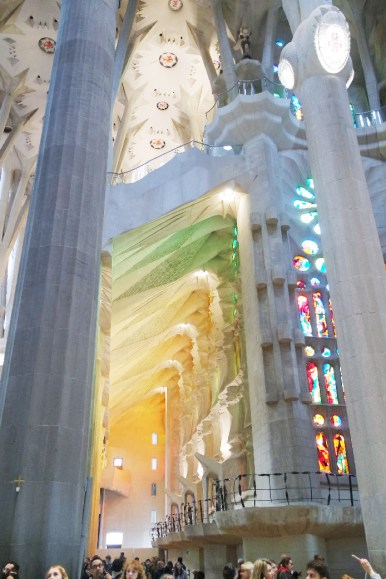 Barcelone-Espagne-sagrada Familia
