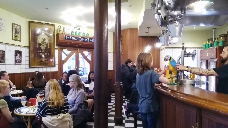 jaica tapas barcelone ou manger tapas barceloneta