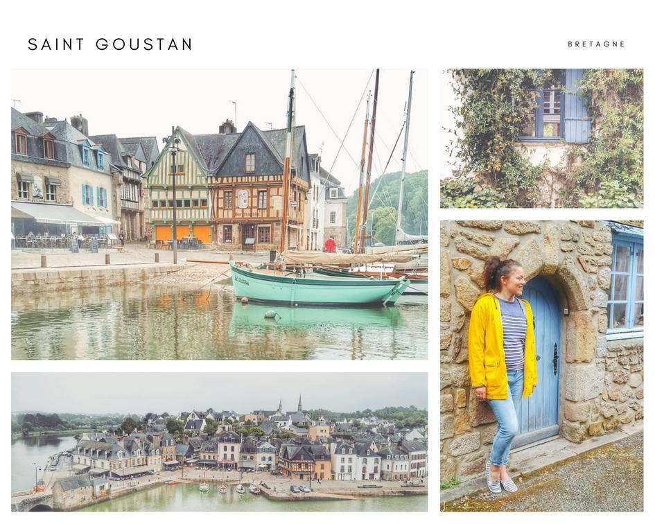 Port de Saint Goustan Bretagne