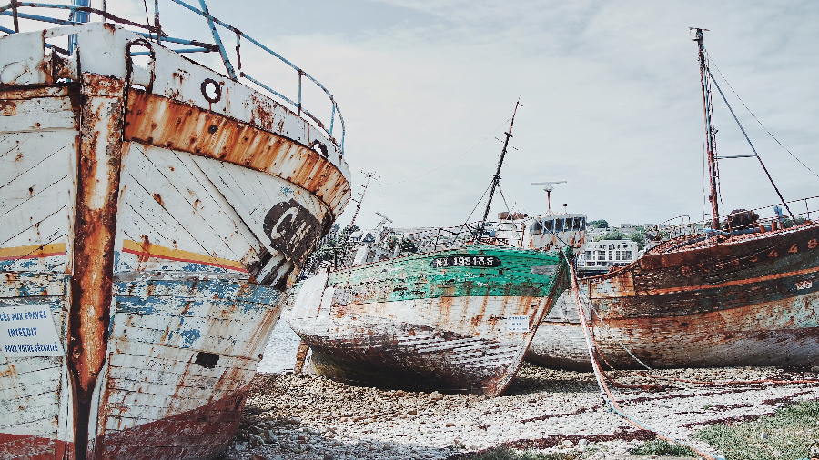 Camaret sur Mer Finistère Bretagne