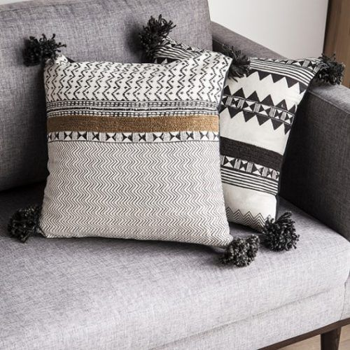 cocooning coussins ethniques