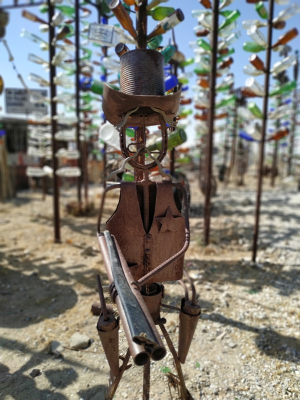 bottle tree ranch etats unis