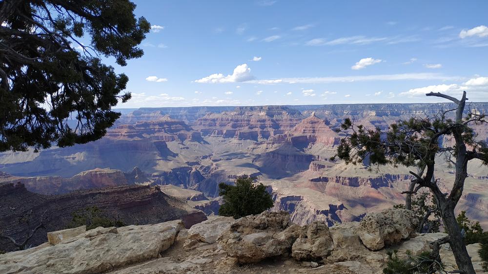 grand canyon pima point etats-unis