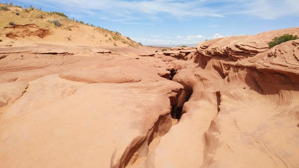 low antelope canyon etats unis