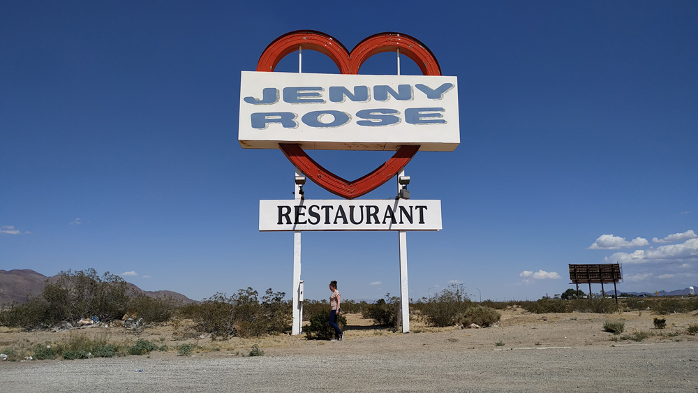 penny rose restaurant route 66