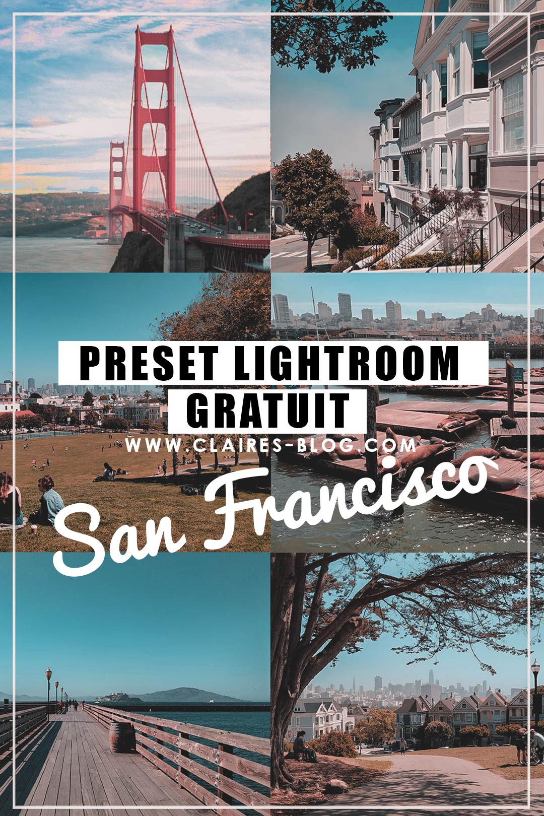 lightroom preset gratuit free
