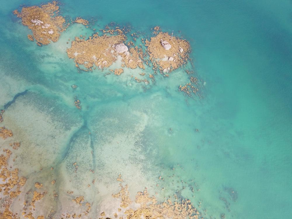 îles chausey granville normandie