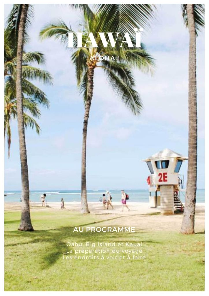 quoi faire à hawai