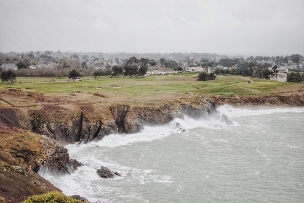 Golf Dinard Bretagne