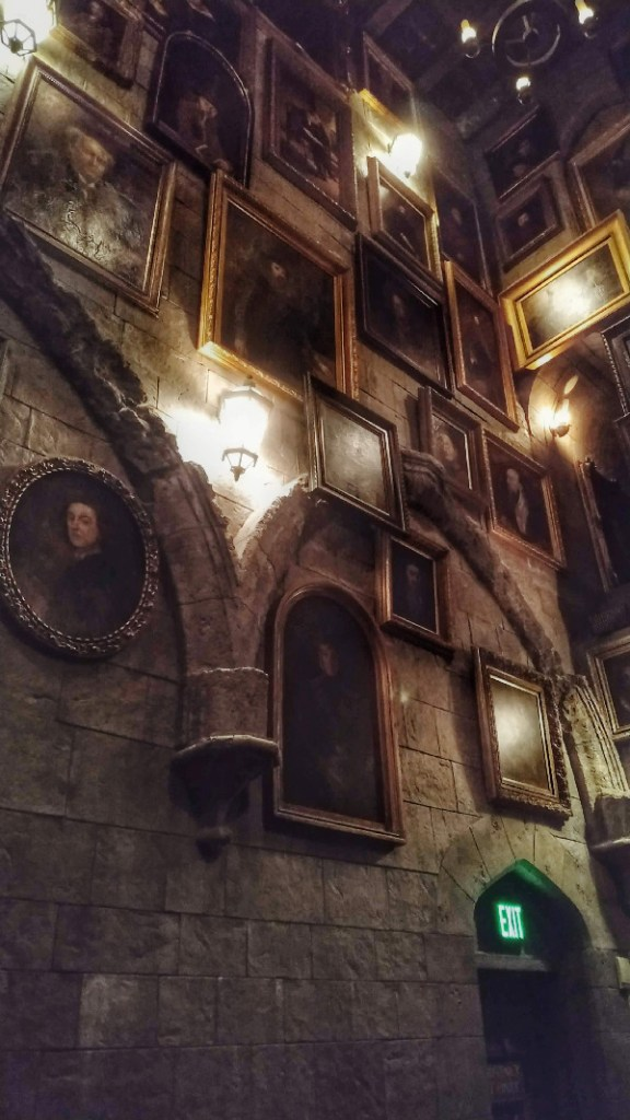 Décoration harry potter attraction