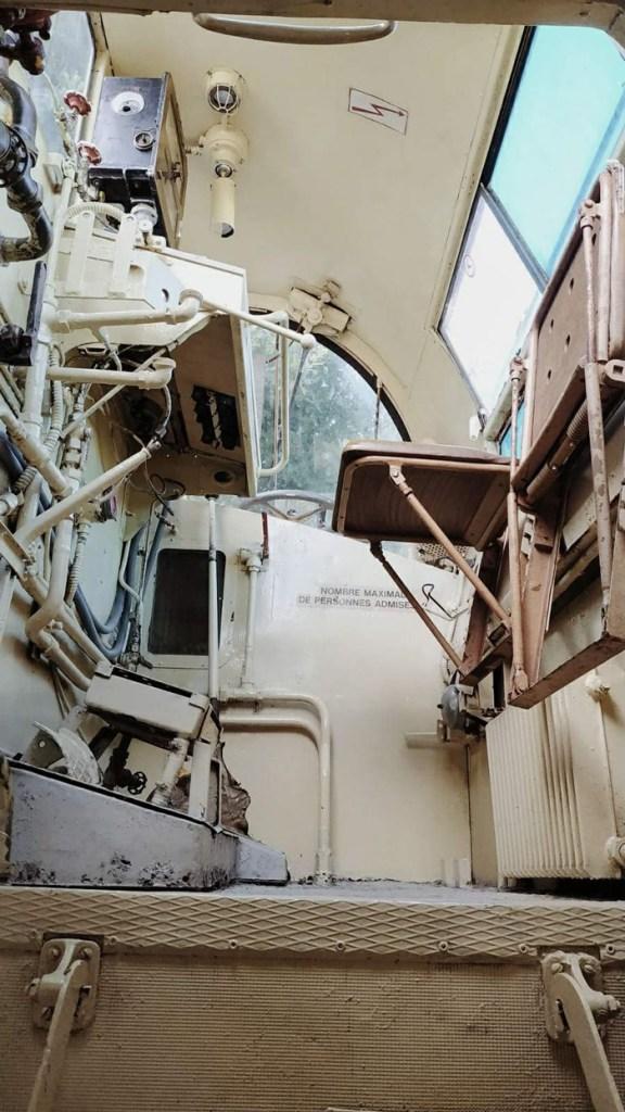 lanester hébergement insolite picasso train