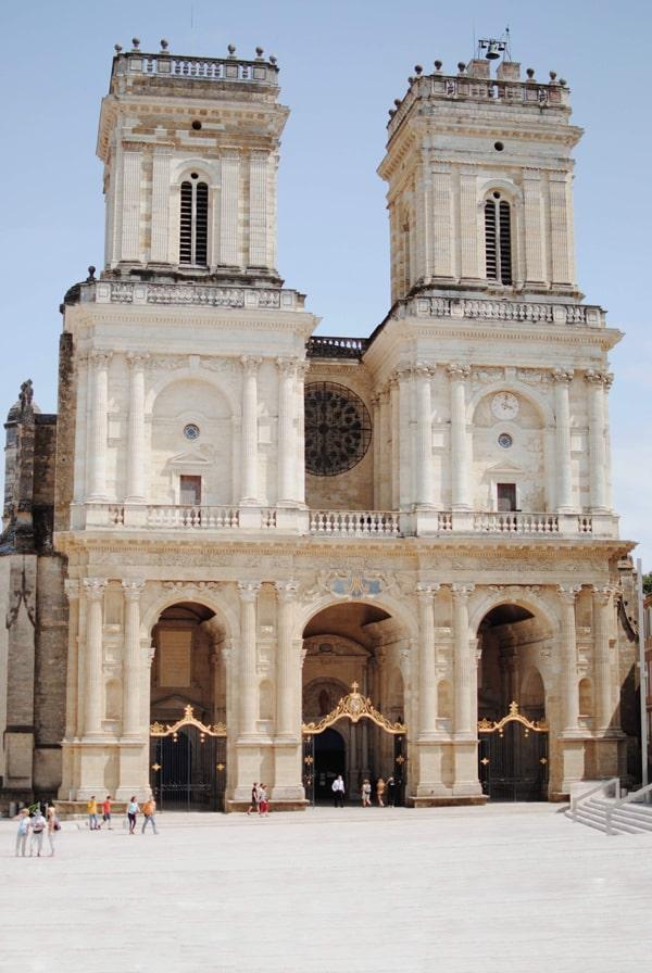 cathédrale saint marie auch