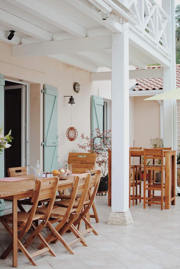chambres d'hôtes - Domaine des Cyprès Auterive Gers