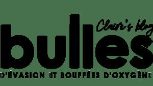 Logo magazine voyages Bulles