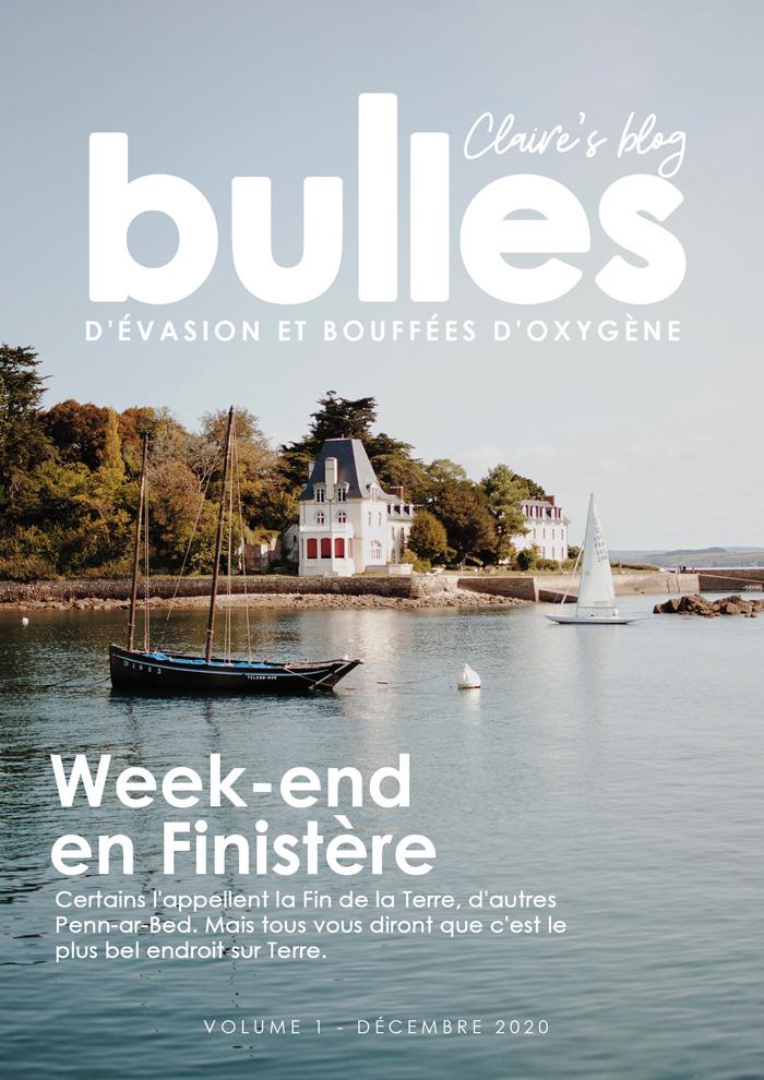 couverture magazine bulles